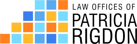 Law Offices of Patricia Rigdon Logo